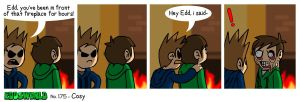 EWCOMIC No. 175 - Cosy by eddsworld