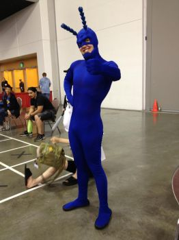 The Tick - New and Improved by BreakdownFreak