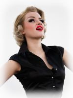 Marilyn Monroe (2) by Photo-Joker