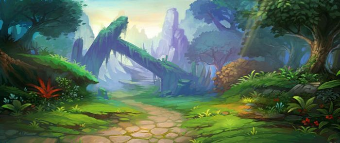 mobile games background5 by nj365