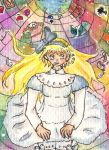 Aceo 031 - Alice by Kaitourose