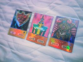 Anime Cards by Biohazard20
