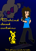 Behind Closed Curtains Cover by alterene