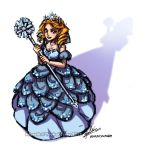 Glinda the Good by YoukaiYume
