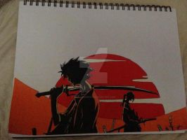 Samurai Champloo by SoullessMoon