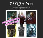 Prints On Sale! by ImmarArt