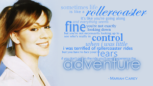 Mariah Carey Quote 2 by sienetta