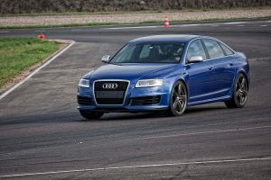 THE RS6 ON THE RACE by SisMisBoy