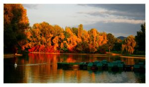 Indian Summer in Germany by SawSomething