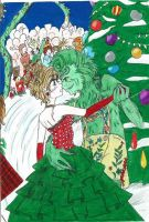 How the Grinch Stole the Winter Queen by Inubaki