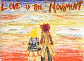 Love is the Movement by WeebleClock