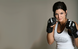 Gina Carano Wall 5 by schizosmurf