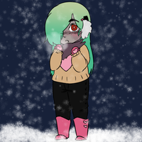 Just a little cold... by snowflare123