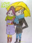 LOVE RAIN by iloveanimesuper