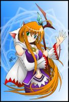 White Mage 3 by KupoGames