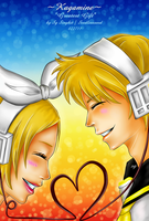 Kagamine..greatest gift by seedlessseed
