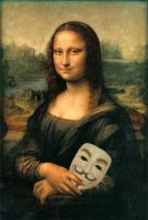 du-bist-anonymous.de-mona.lisa by PseudonymAnonymous