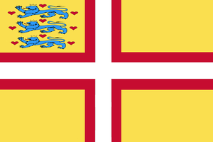 Alternate flags for Europe-Denmark by Linumhortulanus