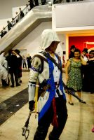 Connor Kenway Cosplay - Finished 4 by 6Silver9