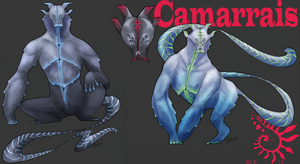 The Camarrais by aireona93
