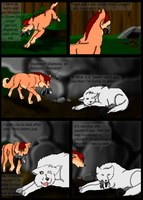 Beating of a wolfs heart page6 by My-Inner-Demon-676