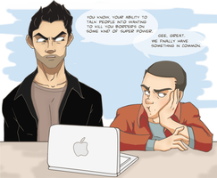 Teen Wolf: Sterek by Weasley-Detectives