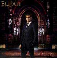 Elijah Mikaelson The Originals by Bookfreak25