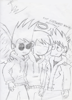 Eddsworld- R.I.P Edd Gould 1988-2012 by King-Kipp