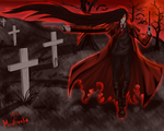 Alucard, King of Vampires by xxxMind-Freakxxx