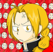 Edward Elric by MiraTC