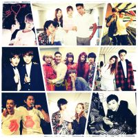 SMTOWN FAMILY by Fireroses21