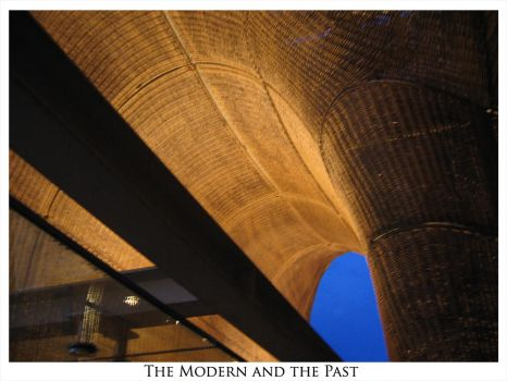The Modern and the Past by unknowninspiration