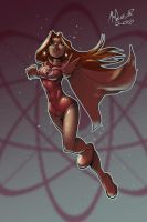 Atom Eve by AdamMasterman