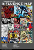 Influence Map by ShawnAtkinson