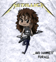 ...And Hammett For All by RAMENmanga-ka