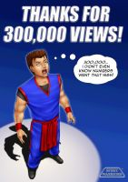 Spirit Warriors 300,000 Views by SpiritWarriors