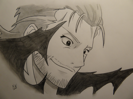 Gildarts ~ Fairy Tail by Jennux3