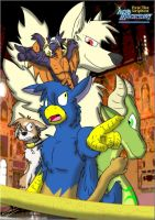 Housepets Ace Attorney - Trial And Execution (?) by Stu-Jojo