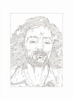 Charles Manson - Artwork 5 P. by The-Real-NComics