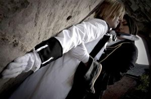 Pandora Hearts - Whispers by Sky-Hat