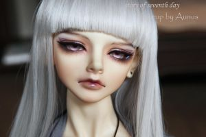 Face up46 by ymglq