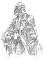Darth Vader by FireClerk12