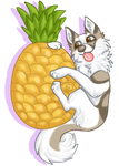 pineapple bby by Hicctastic