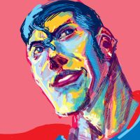 Smile Smile Supes by ComicMunky
