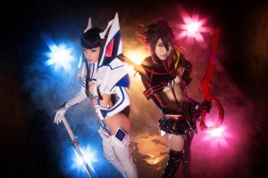 Satsuki Kiryuin_KILL la KILL by AMPLE-COSPLAY