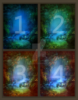 CONTEST Premades backgrounds by Euselia