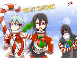 Merry Christmas 2014 by oucd45