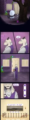 The Ruins 10 by QueensDaughters