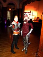 Dragon Age Cosplayers by sintar