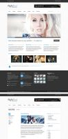 AlphaPack - Premium WordPress Theme by ZERGEV
